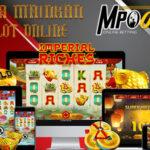 Coba Mainkan Game Slot Di Agen Slot Online