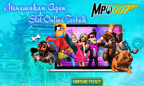 MenemukanAgen Slot Online Terbaik