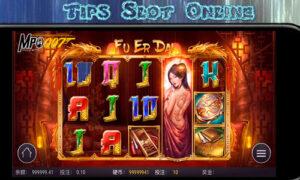 Tips Slot Online