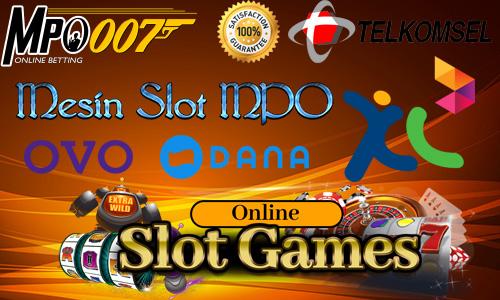 Mesin Slot MPO